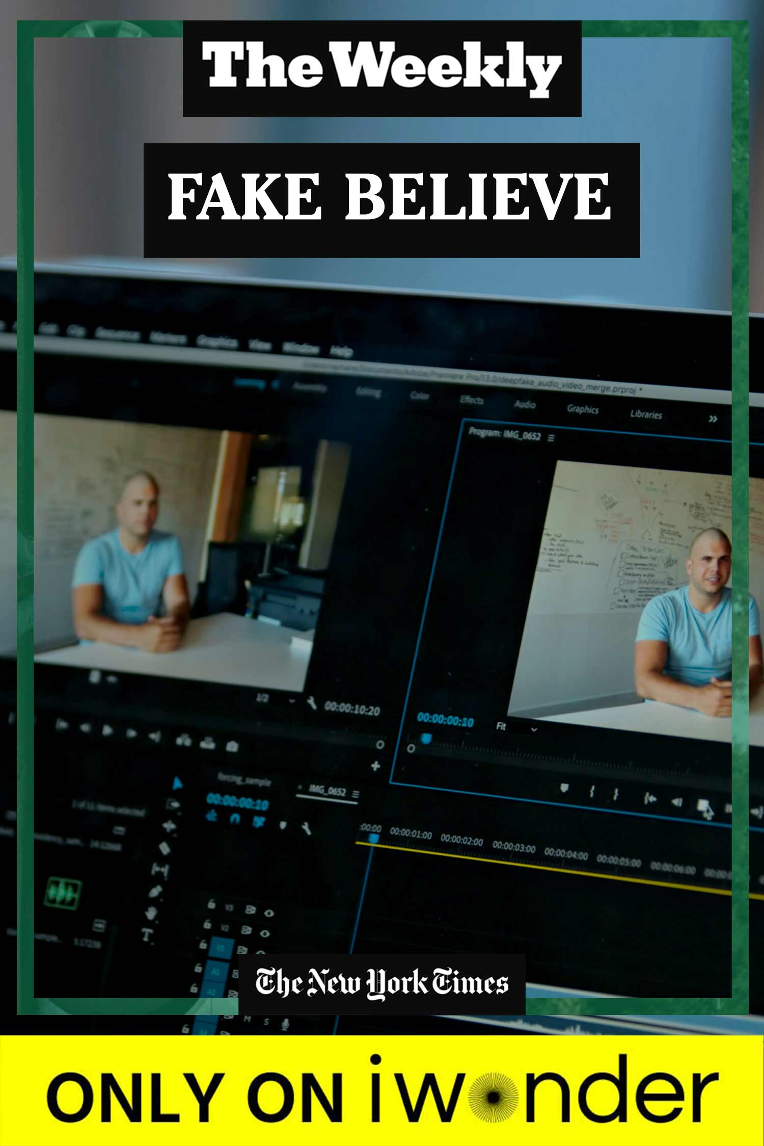 The Weekly: Fake Believe