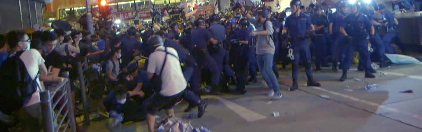 Hong Kong's Localist Revolutionaries