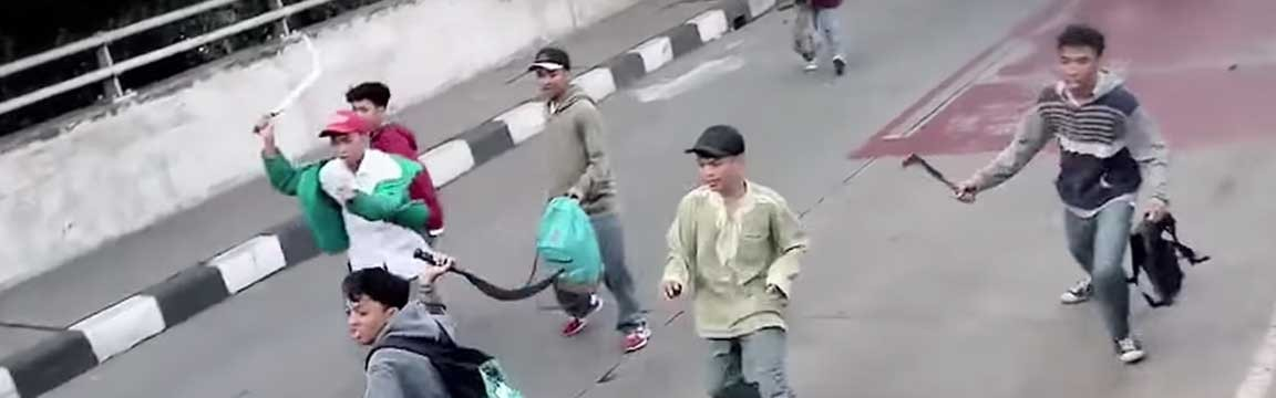 Jakarta School Brawl