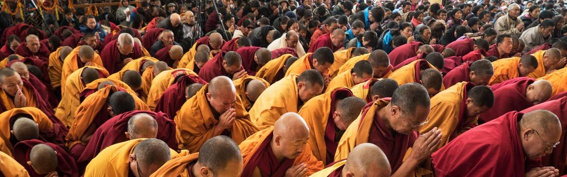 Dalai Lama and the Future of Tibet