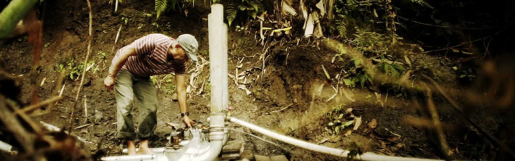 Founders' Valley: Sacred Water - Scarce Water, Indonesia