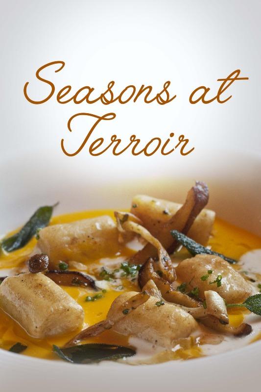 Seasons at Terroir