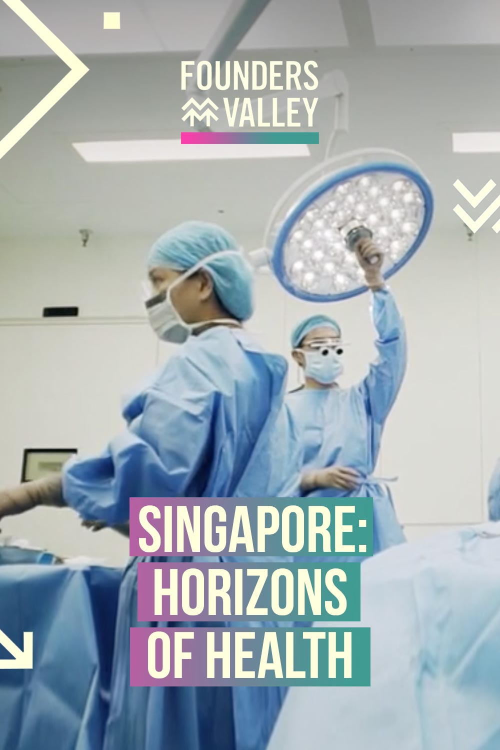 Founders' Valley: Horizons of Health, Singapore