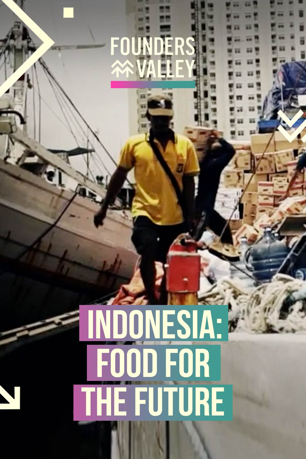 Founders' Valley: Food for the Future, Indonesia