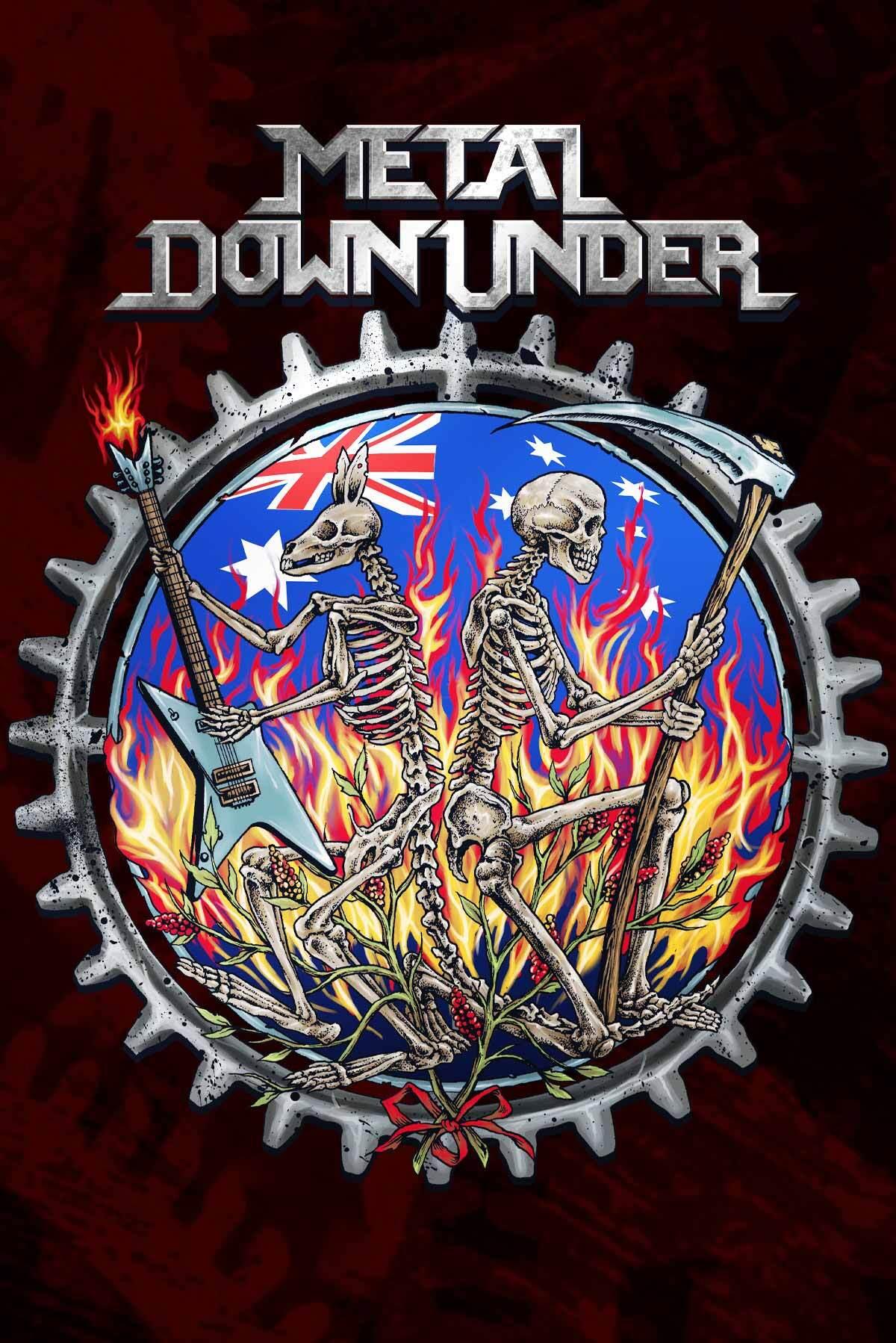 Metal Down Under