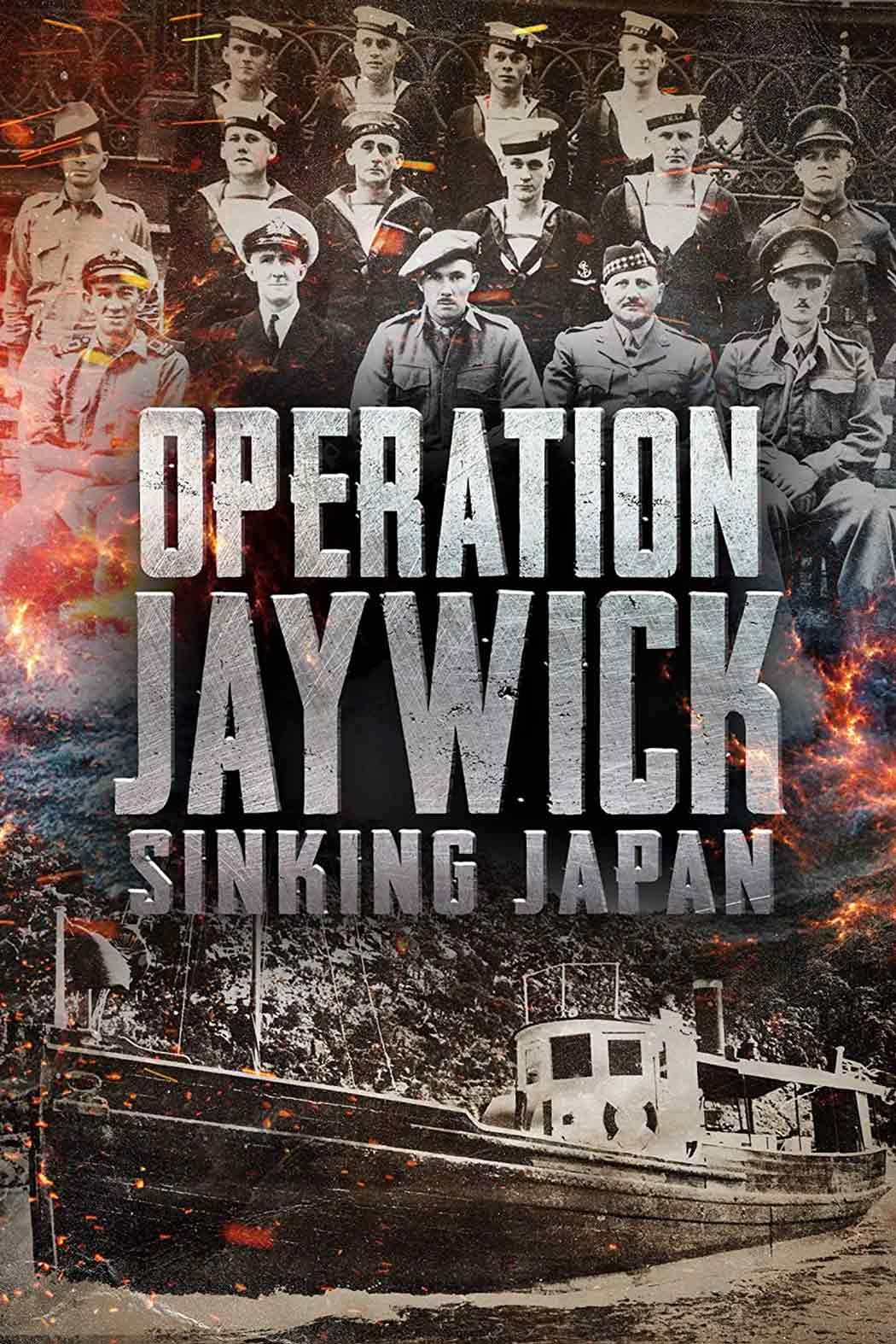Operation Jaywick: Sinking Japan