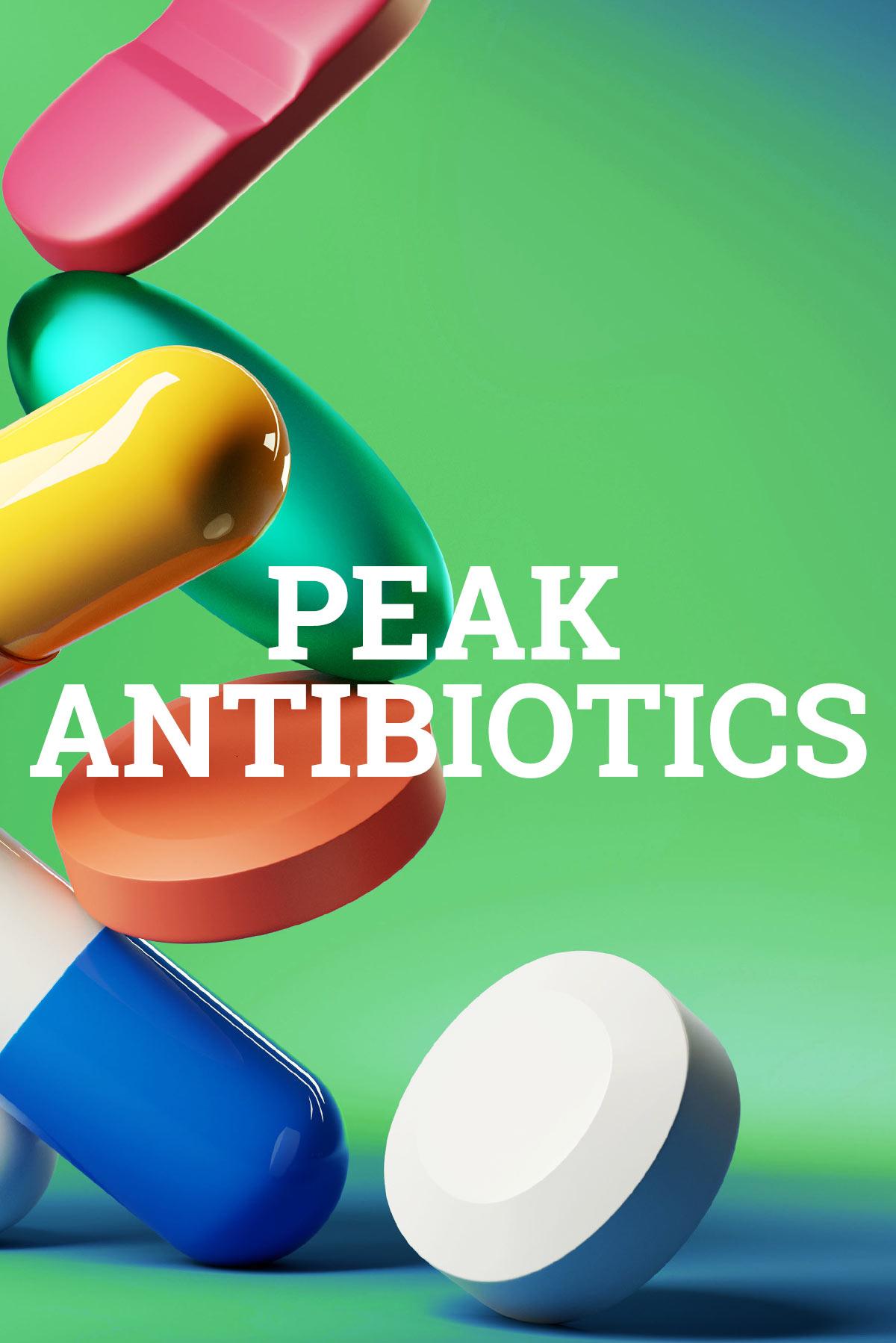 Peak Antibiotics