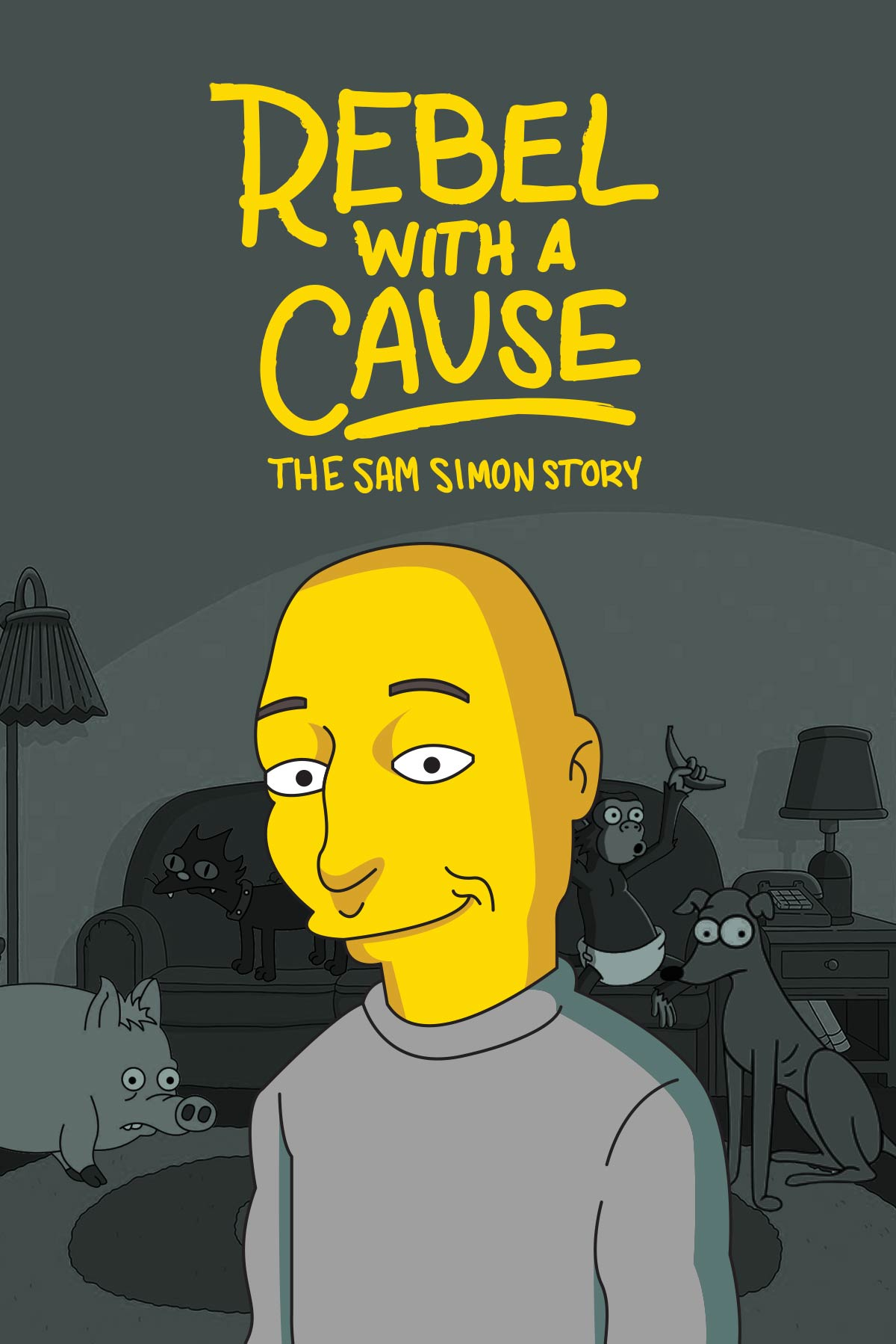 Rebel with a Cause: The Sam Simon Story