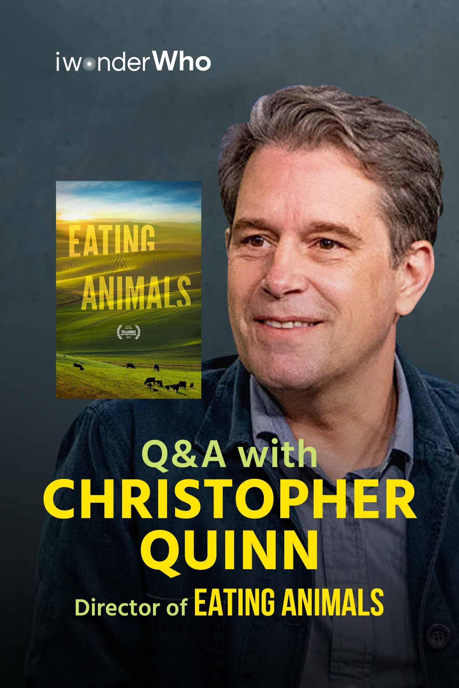 iwonderWho - Christopher Quinn (Eating Animals)