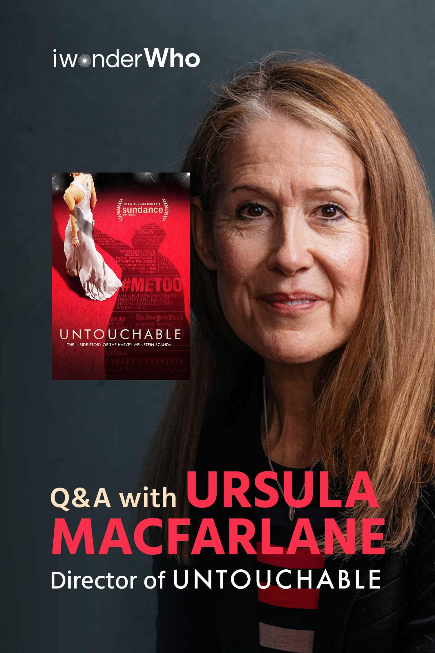 iwonderWho - Ursula Macfarlane (Untouchable)