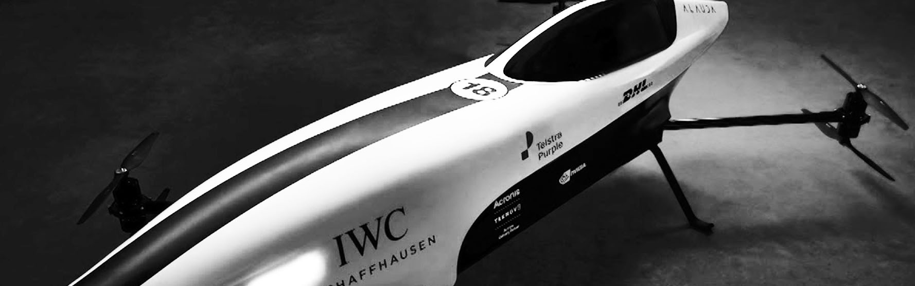 Reuters Report: How 5G will enable flying car racing