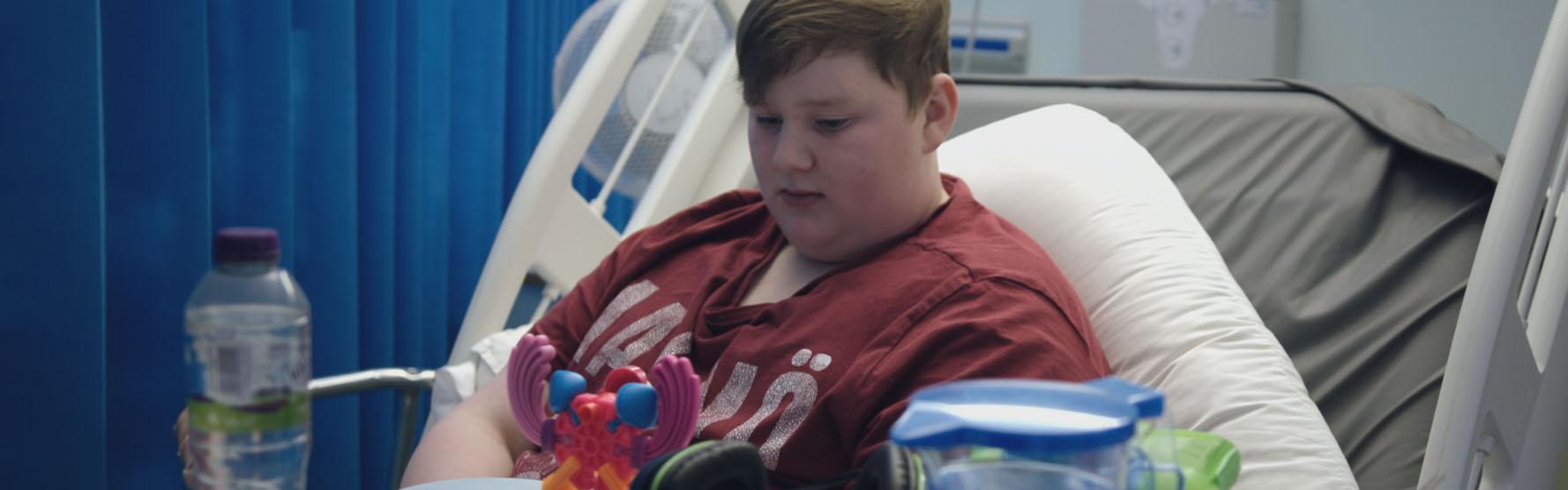 100 Kilo Kids: Obesity SOS