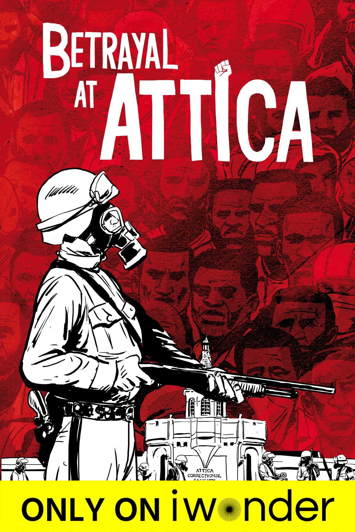 Betrayal At Attica