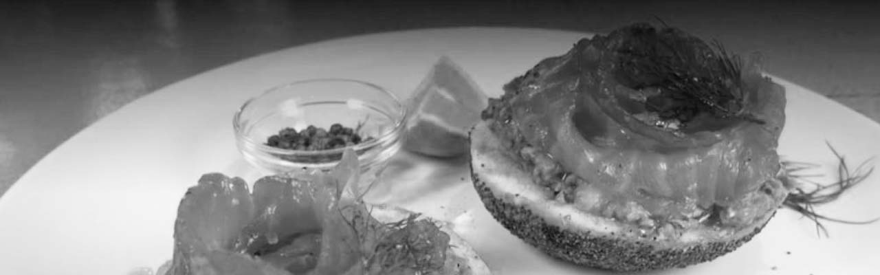 Try This! Salmon Avocado Poppy Seed Bagel, Australia