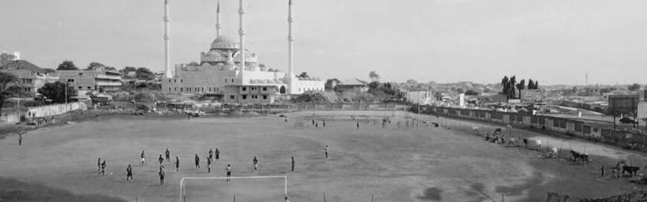 Life's A Pitch: Kawukudi Pitch Accra Ghana