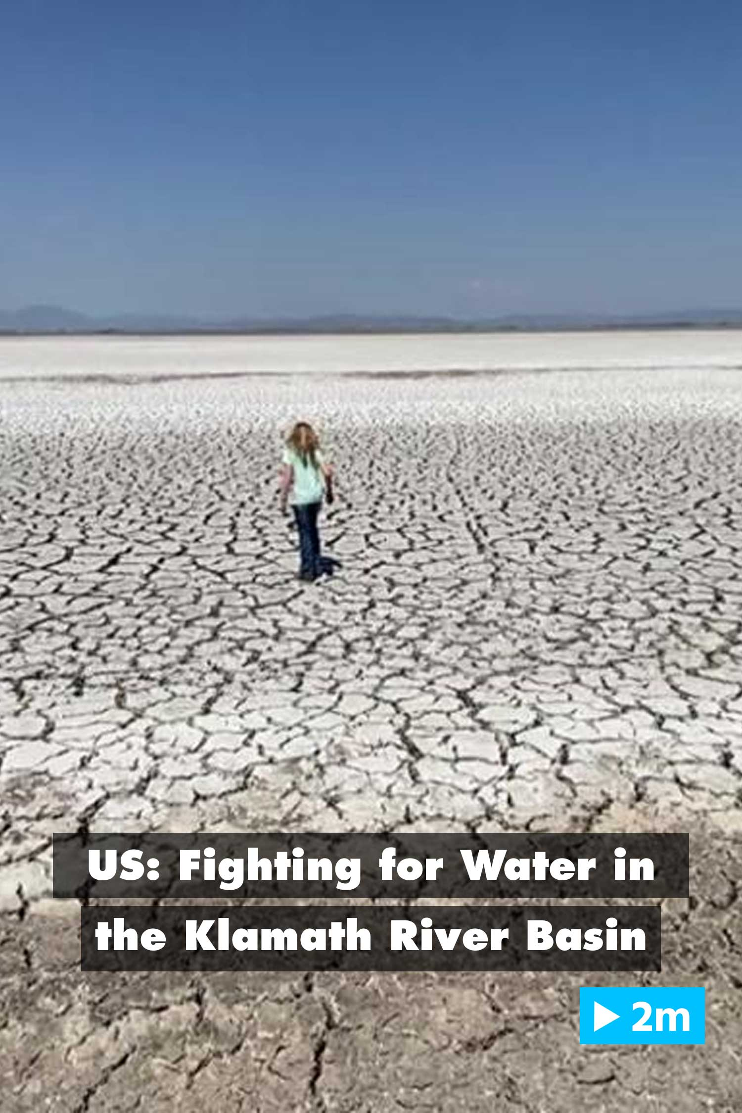 Editor's Choice: US: Fighting for water in the Klamath River Basin