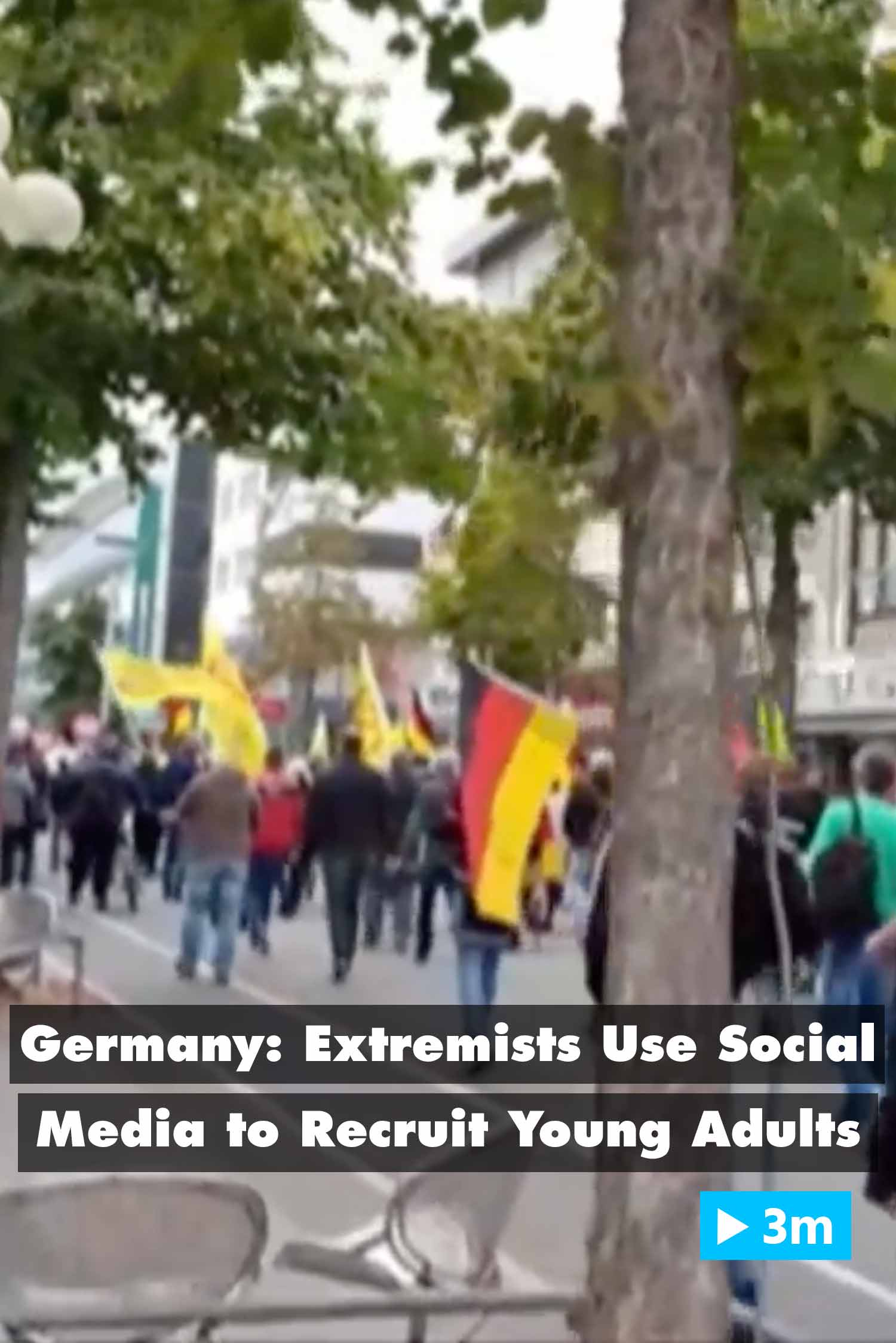 Editor's Choice: Germany: Extremists use social media to recruit young adults