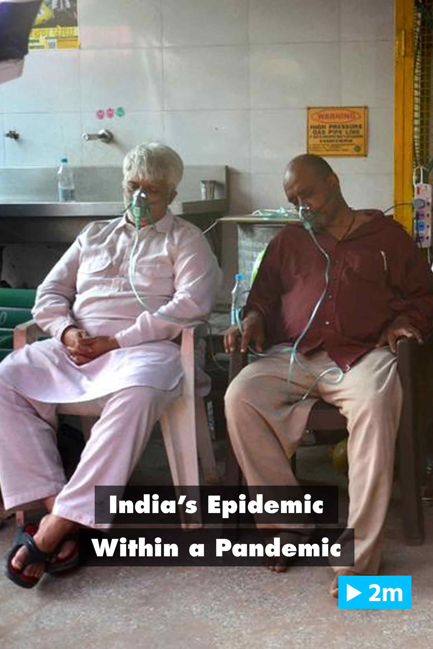 Editor's Choice: Webvideo: India's epidemic within a pandemic