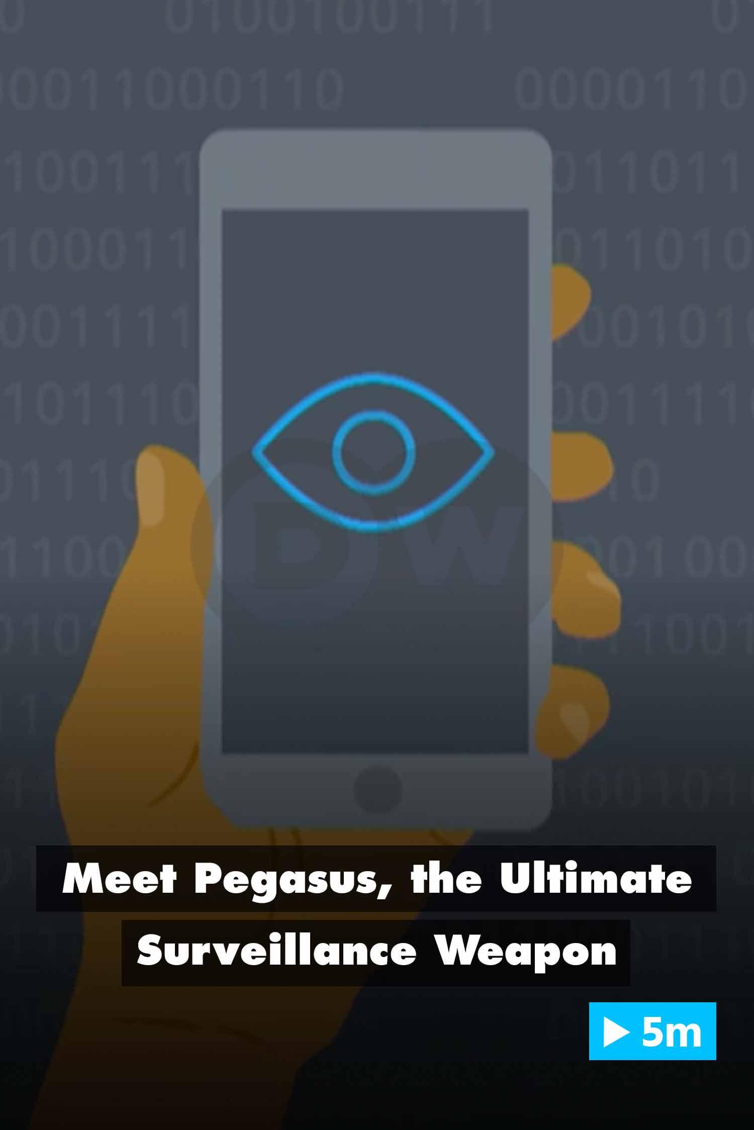 Editor's Choice: Meet Pegasus, the ultimate surveillance weapon