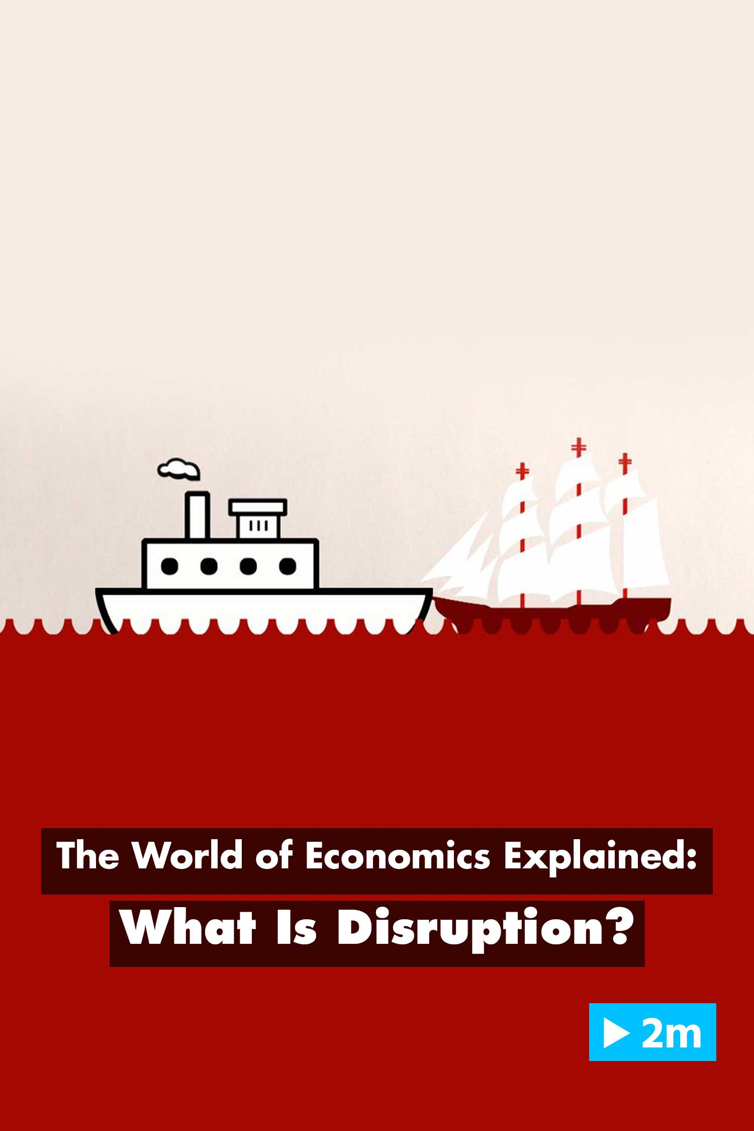 The World of Economics Explained: What is disruption?