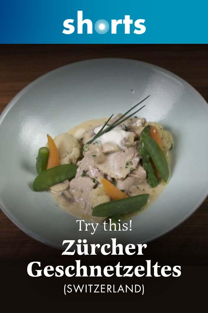 Try This! Zurcher Geschetzeltes, Switzerland