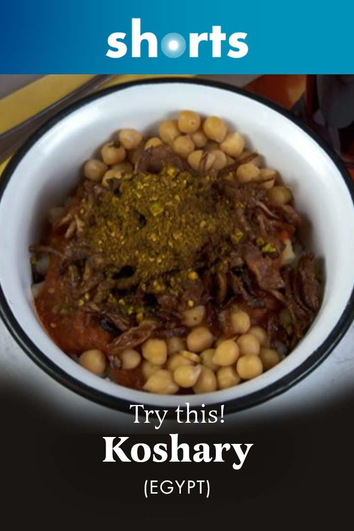 Try This! Koshary, Egypt