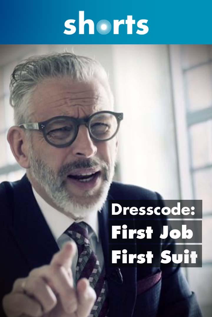 Dresscode: First Job First Suit