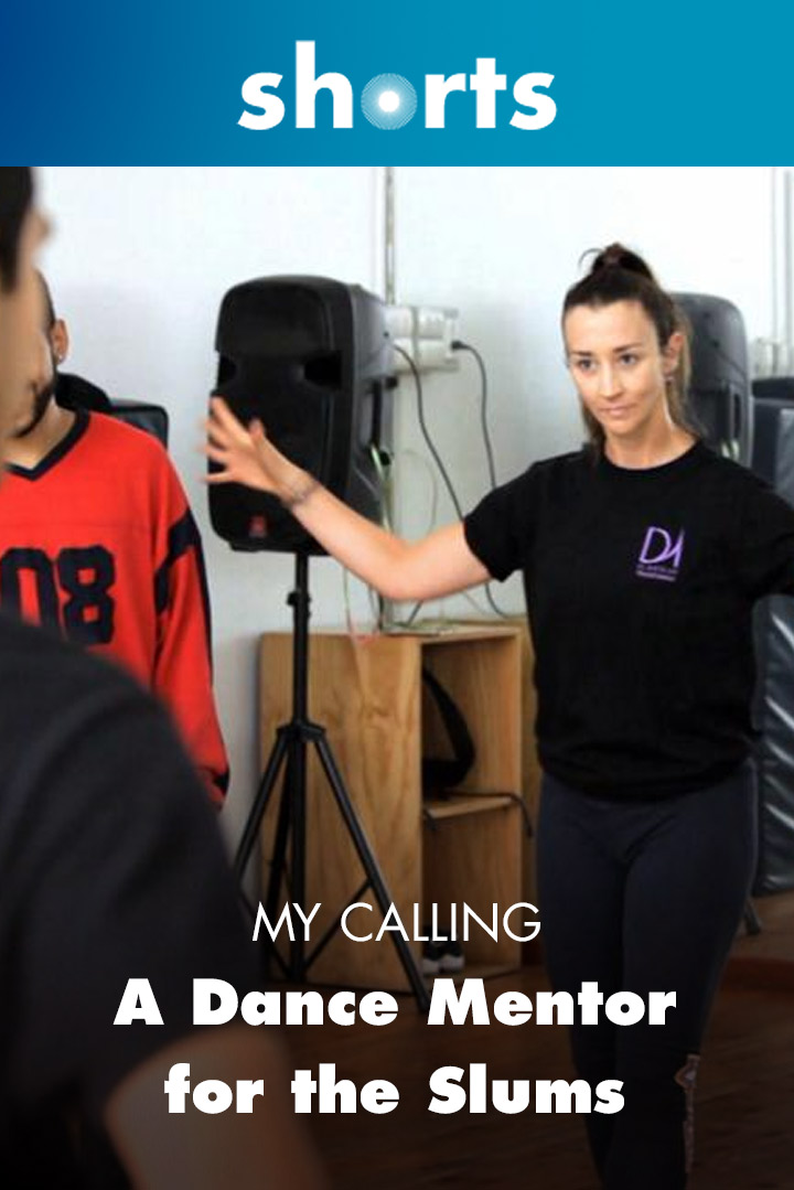 My Calling: A Dance Mentor for the Slums