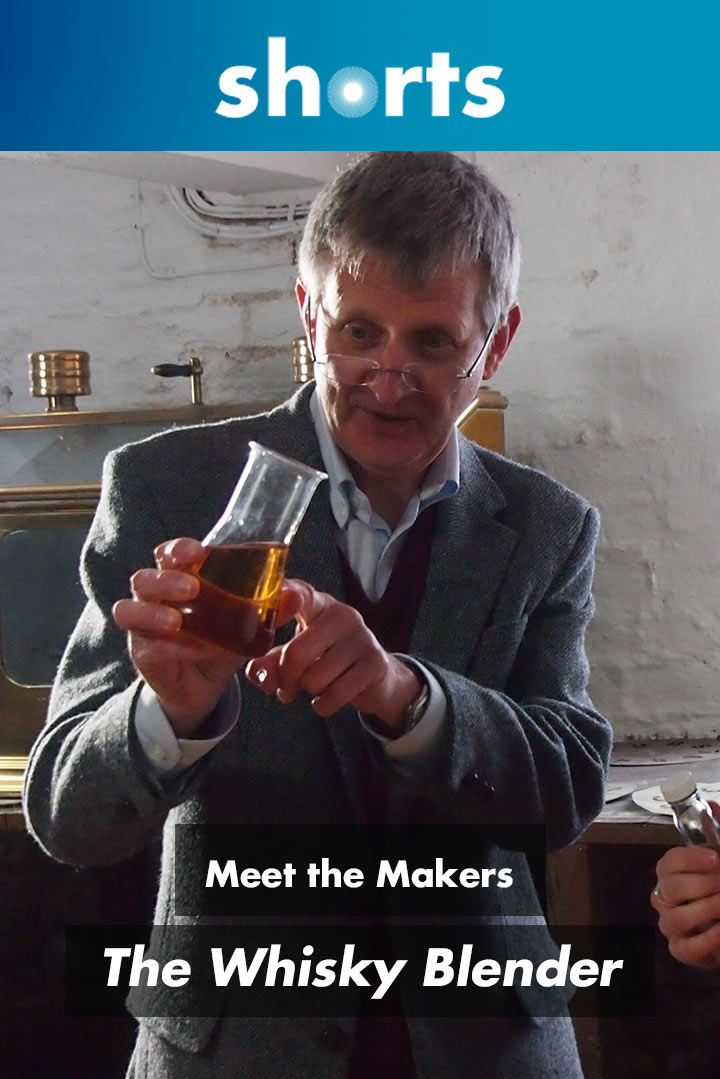 Meet the Makers: The Whisky Blender