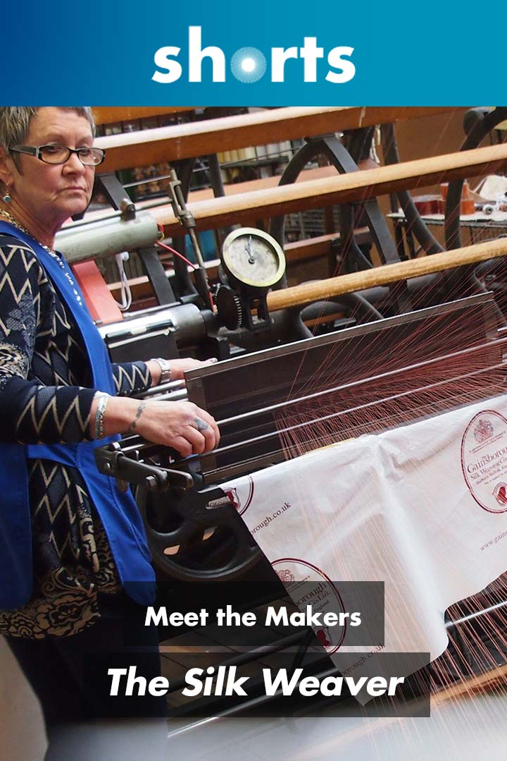 Meet the Makers: The Silk Weaver