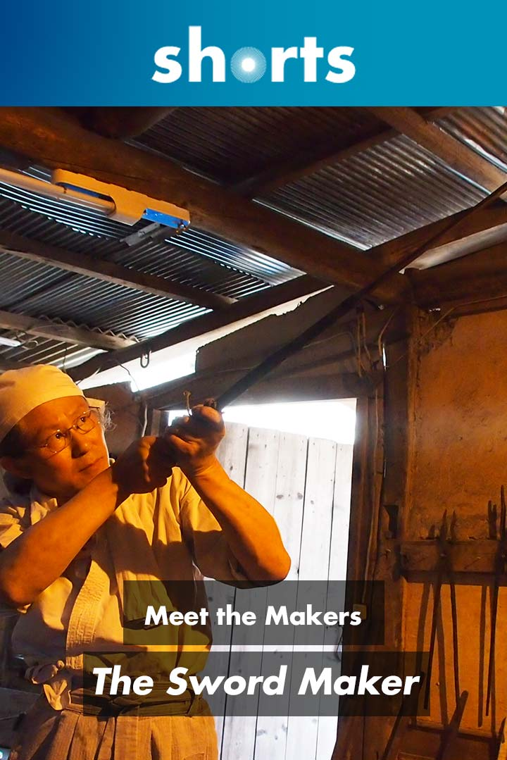 Meet the Makers: The Sword Maker