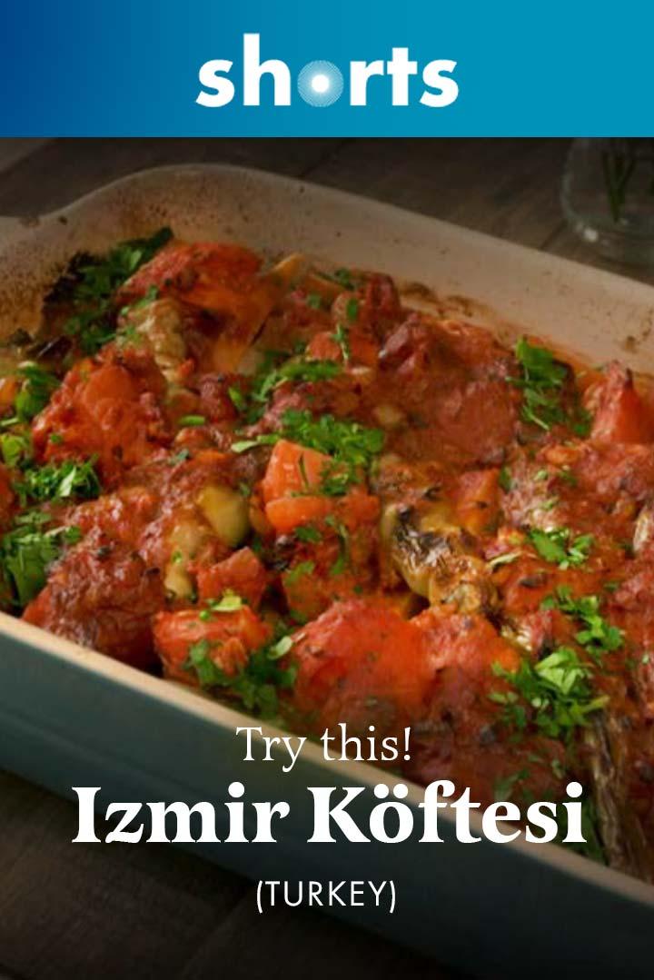 Try This! Izmir Koftesi, Turkey