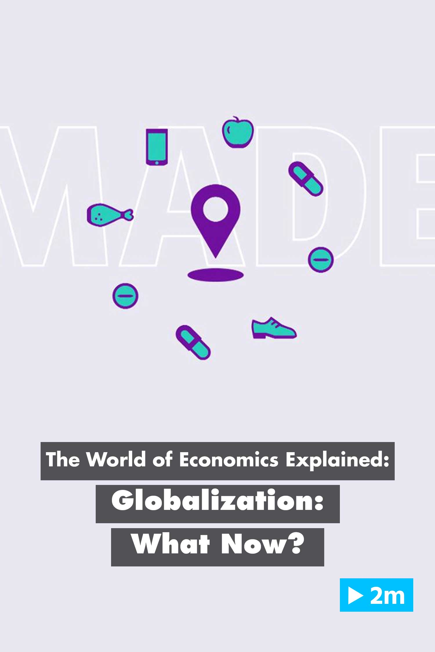 The World of Economics Explained: Globalization - What Now?