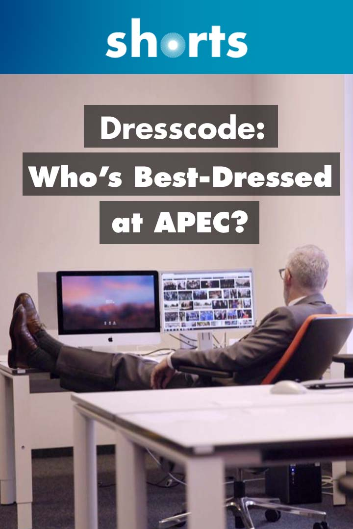 Dresscode: Who's Best Dressed at APEC?