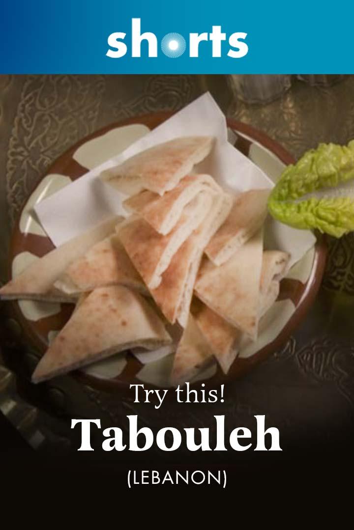 Try This! Tabouleh, Lebanon
