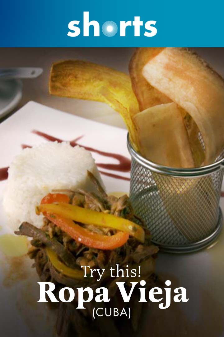 Try This! Ropa Vieja, Cuba